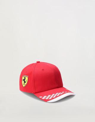 Scuderia Ferrari Online Store - Teammütze Scuderia Ferrari Replica 2020 - Basecaps