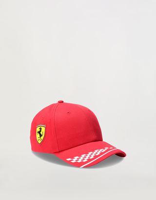 Scuderia Ferrari Online Store - Scuderia Ferrari 2020 Replica Vettel cap - Baseball Caps