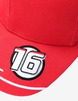 Scuderia Ferrari Online Store - Scuderia Ferrari 2020 Replica Leclerc cap - Baseball Caps