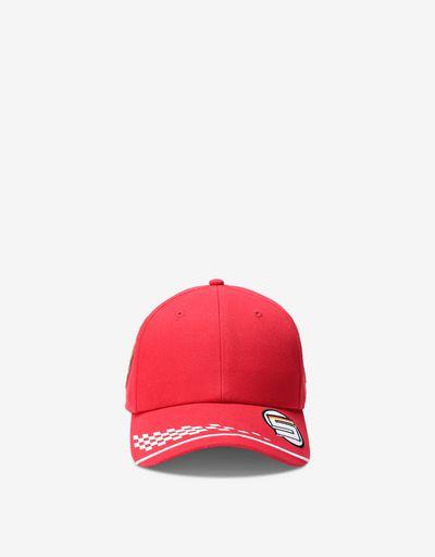 法拉利车队 2020 Vettel 复刻版儿童鸭舌帽