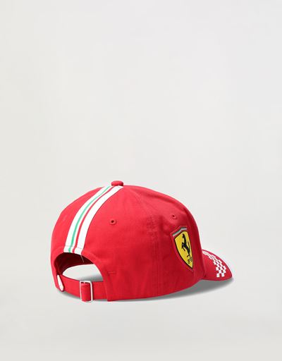 Kids' Scuderia Ferrari 2020 Replica team cap