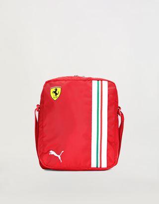 Scuderia Ferrari Online Store - 法拉利车队 2020 复刻版斜挎包 - 邮差包