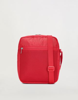 Scuderia Ferrari Online Store - Scuderia Ferrari 2020 Replica team cross-body bag - Messenger Bags
