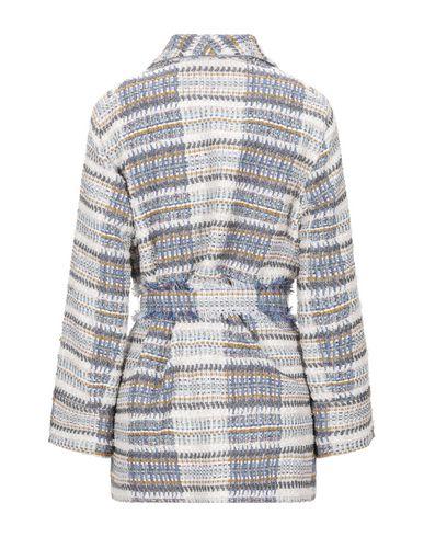 Фото 2 - Женский пиджак GIADA BENINCASA синего цвета