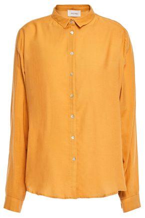 "AMERICAN VINTAGE قميص ""دورابيرد"" من التويل"