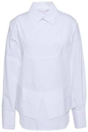 EACH X OTHER Cotton-poplin tunic