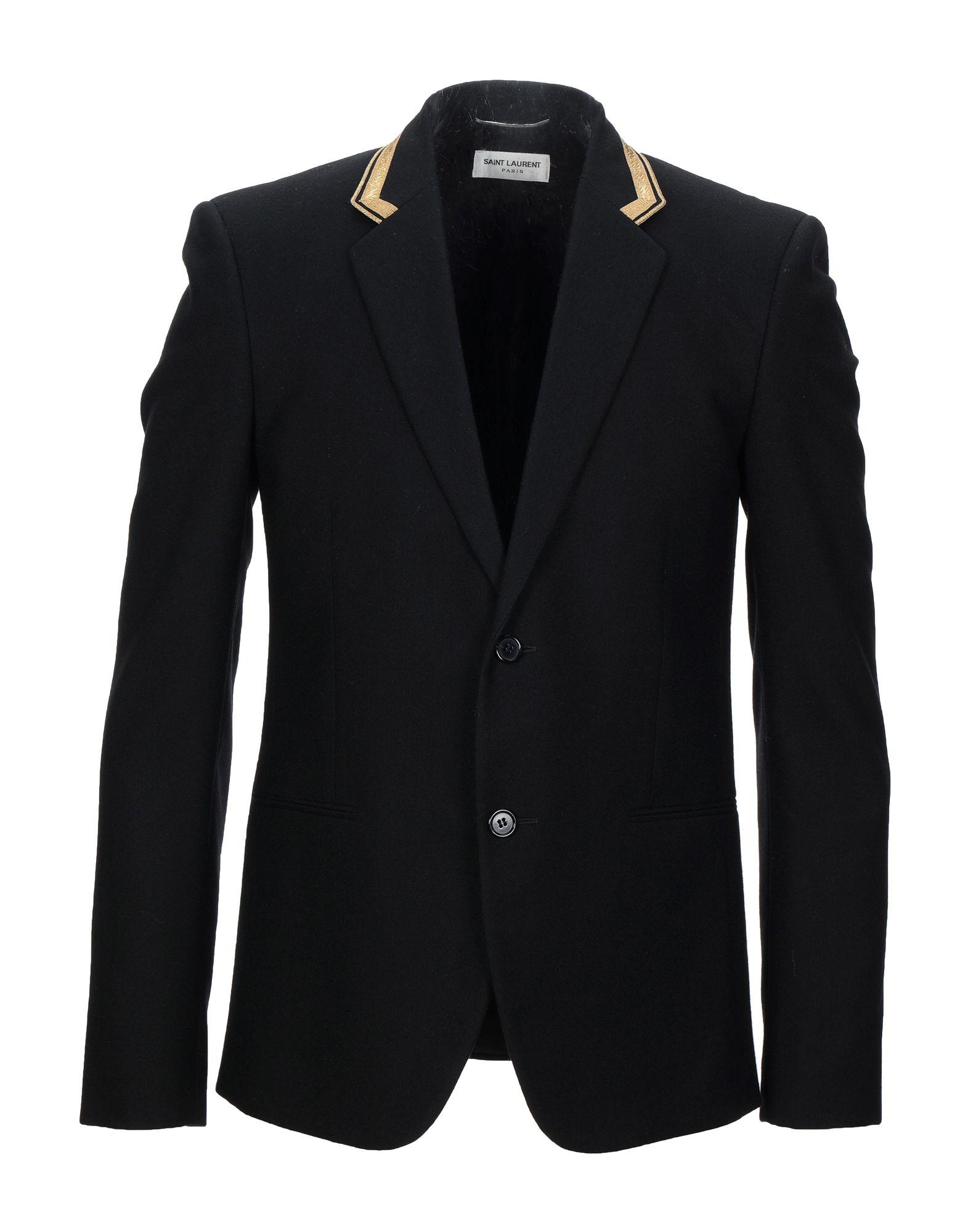 SAINT LAURENT Пиджак пиджак saint laurent paris пиджак