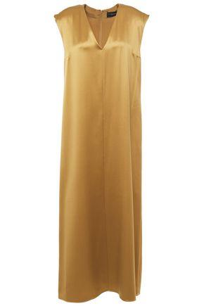 JOSEPH فستان طويل من الساتان الحريري