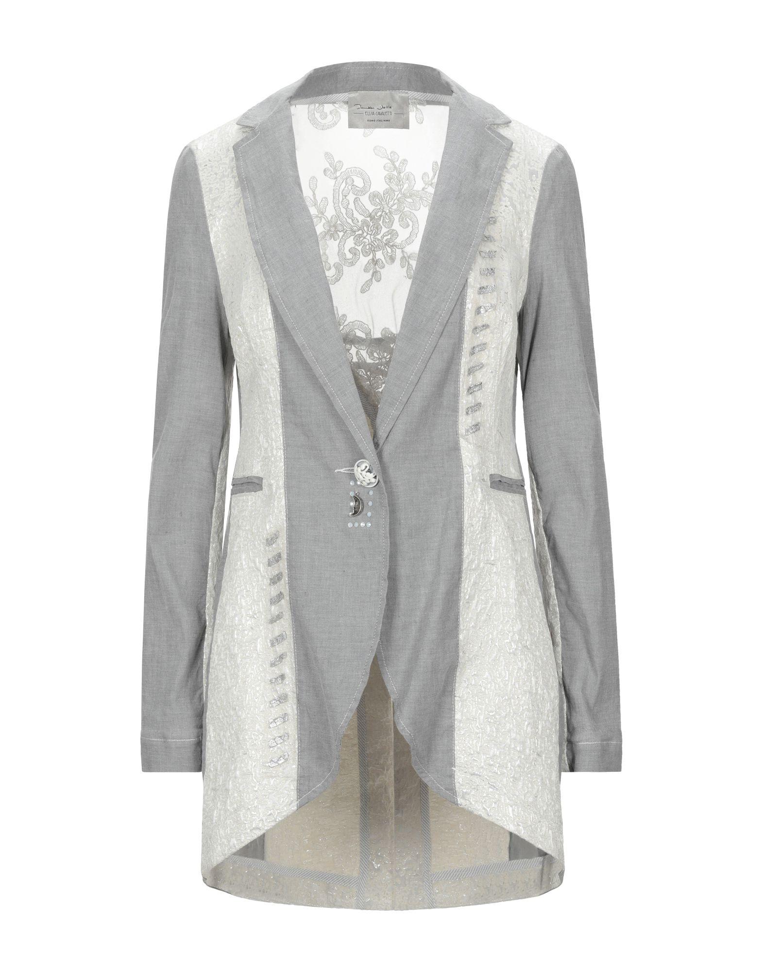 ELISA CAVALETTI by DANIELA DALLAVALLE Пиджак daniela vezza couture пиджак