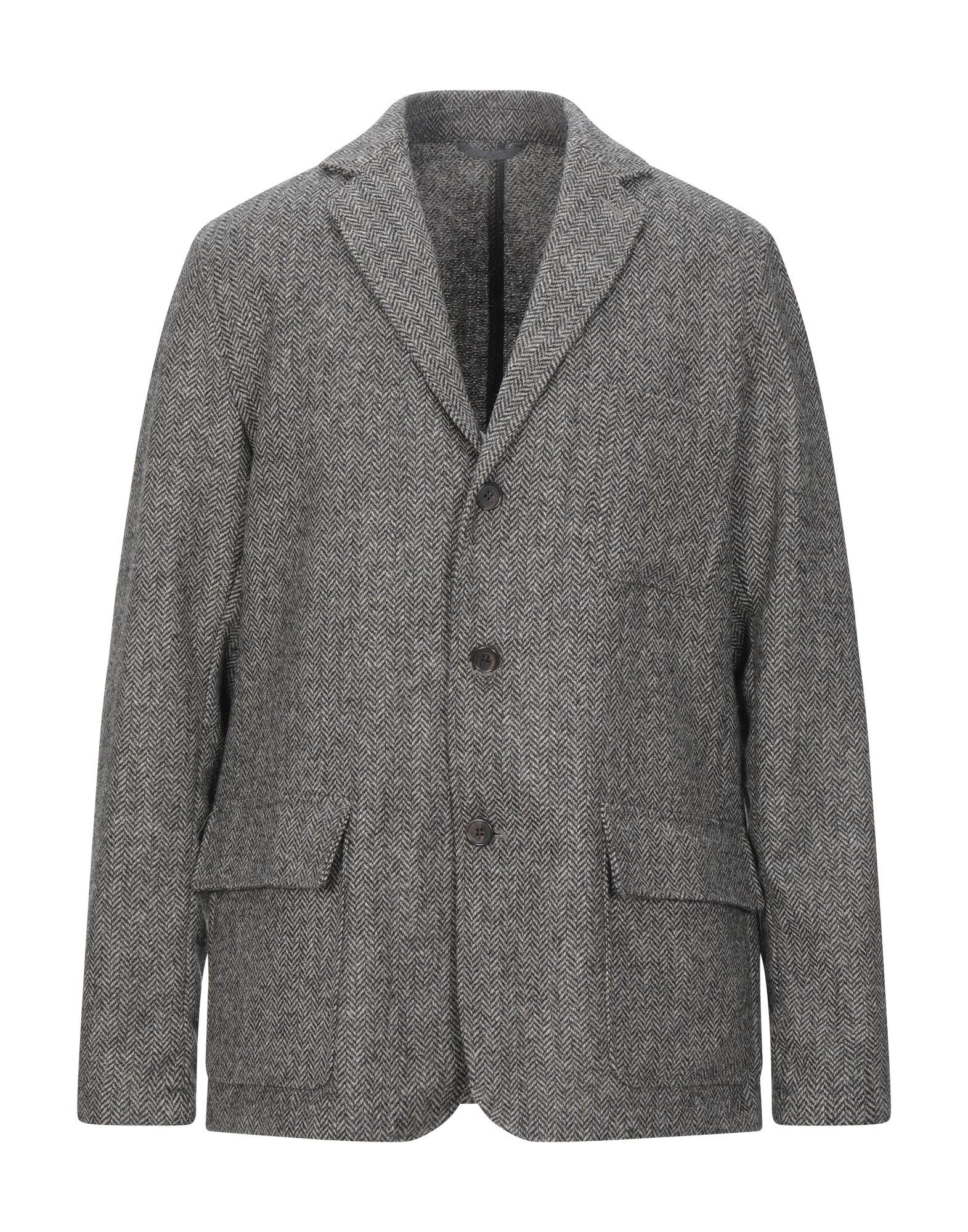 《セール開催中》HARTFORD メンズ テーラードジャケット ブラック 54 ウール 100%