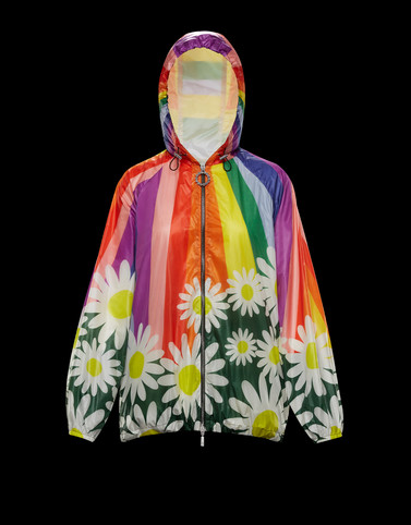 DONNA Multicoloured Jackets Woman