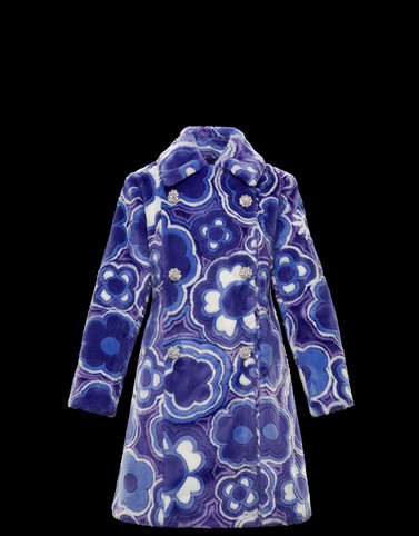 DONYALE Purple View all Outerwear Woman
