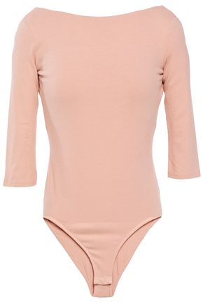 ACNE STUDIOS Stretch-cotton jersey bodysuit