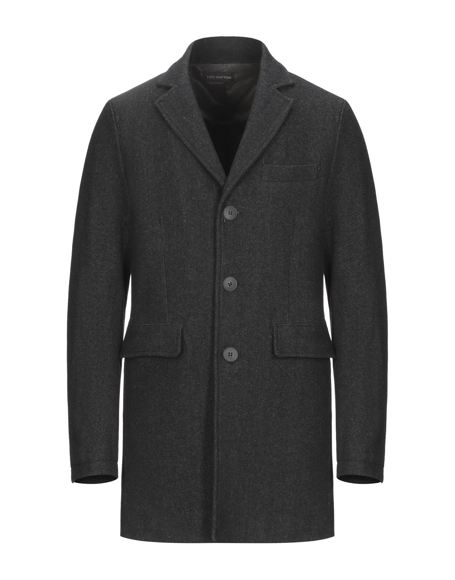 ERIC HATTON Пальто