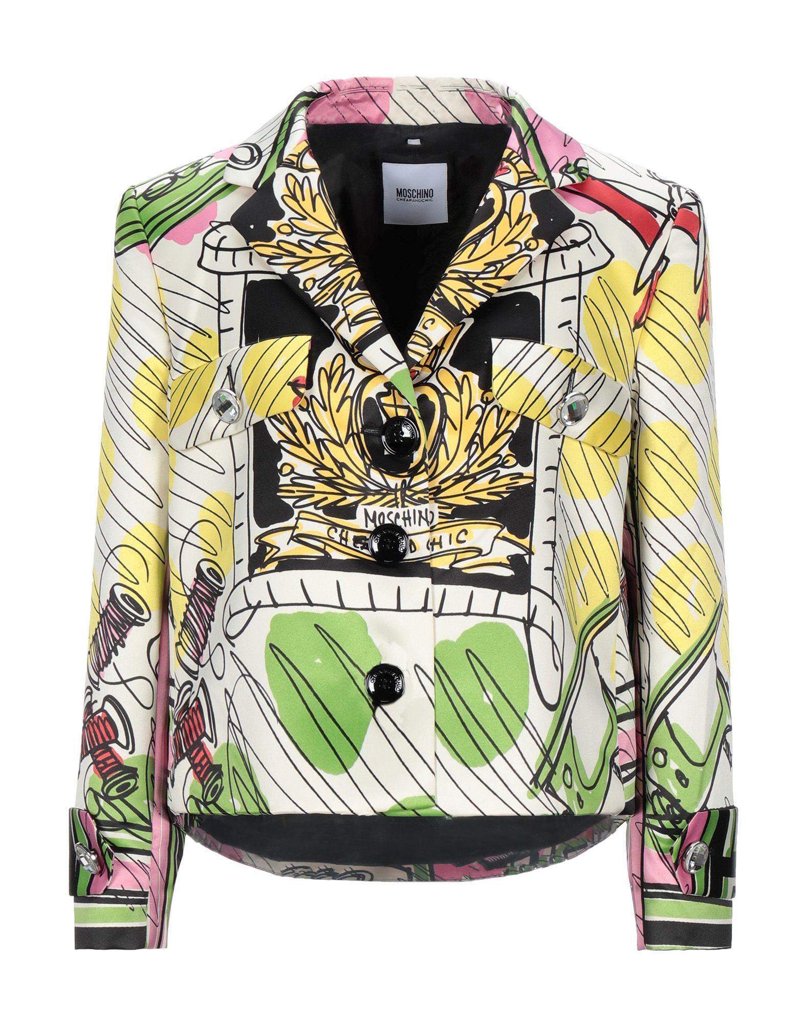 MOSCHINO CHEAP AND CHIC Пиджак lady chic® collection пиджак