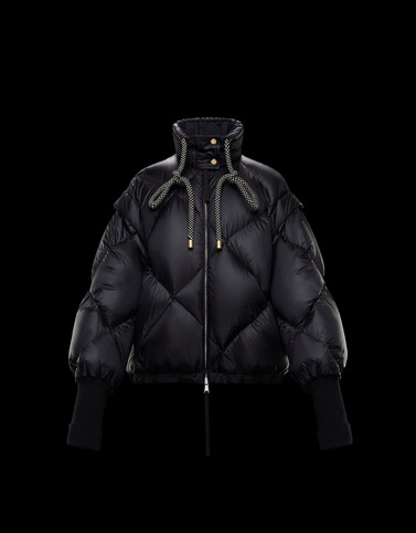 FRANCESCA Black 2 Moncler 1952 Woman