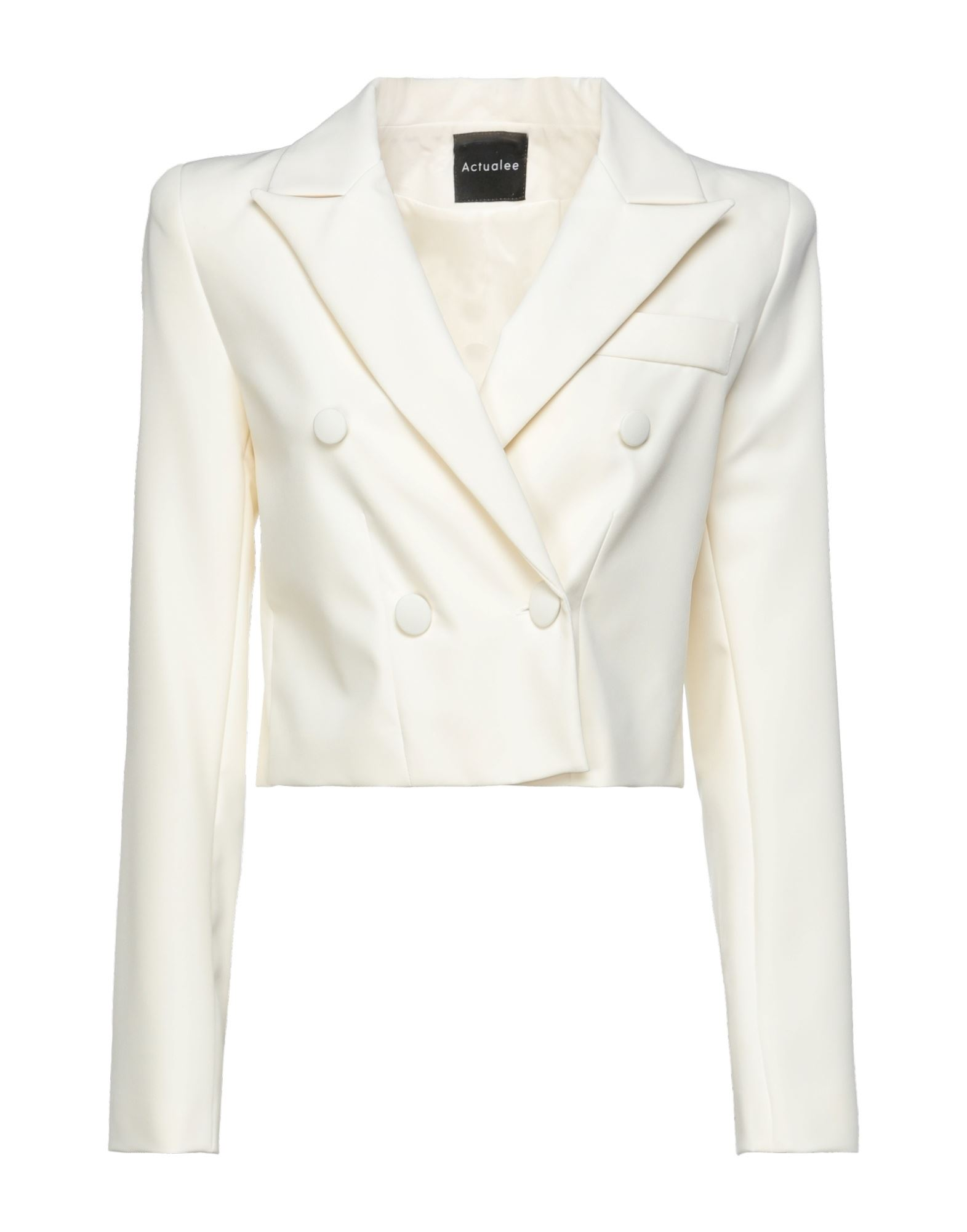 Actualee Suit Jackets In Ivory