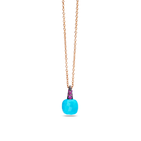 Pendant with chain Capri