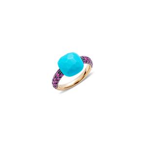 POMELLATO A.B104 E Ring Capri f