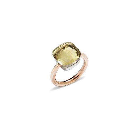 POMELLATO Ring Nudo A.B201 E f