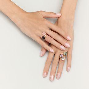 POMELLATO A.A110 E Ring Nudo c