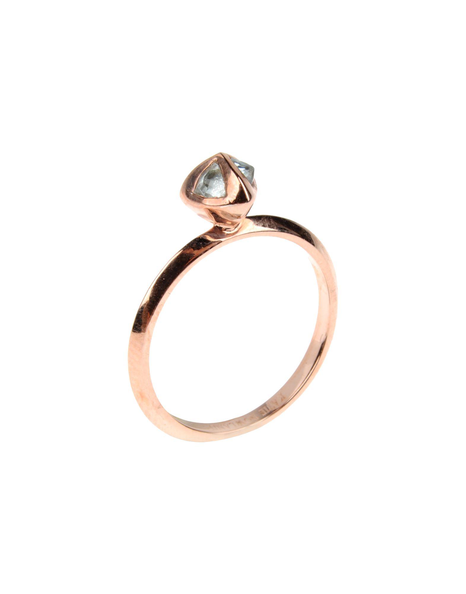 KATIE ROWLAND Damen Ring Farbe Kupfer Größe 17