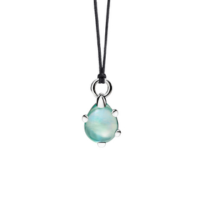 Pendant without chain Argento