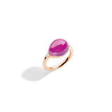 POMELLATO A.B301 E Ring Rouge Passion f
