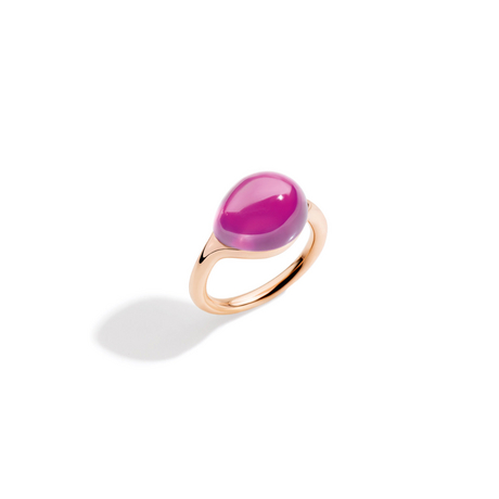 POMELLATO Ring Rouge Passion A.B301 E f