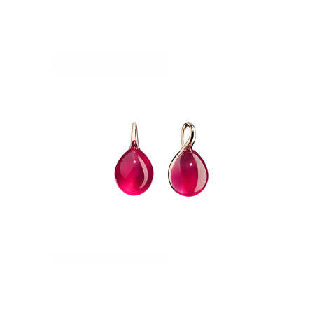 POMELLATO Earrings Rouge Passion O.B301 E f