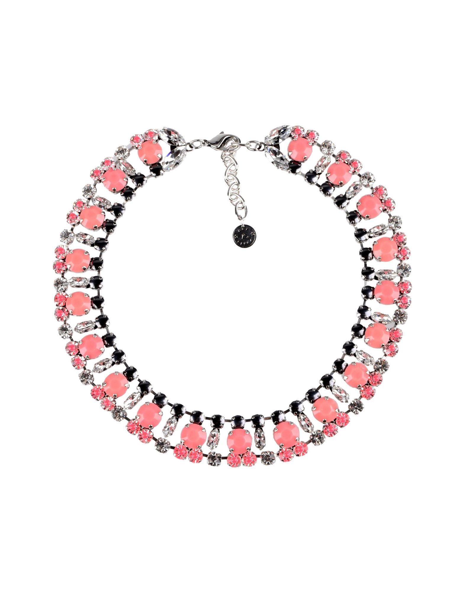 REMINISCENCE Necklace in Pink