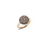 POMELLATO A.B204 E Ring Sabbia f
