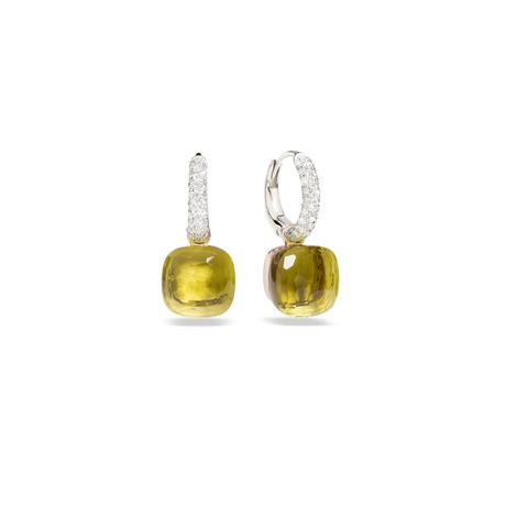 POMELLATO Earrings Nudo 	O.B401 E f