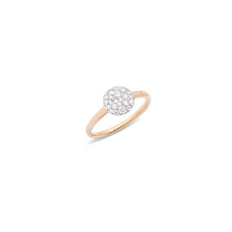 POMELLATO Ring Sabbia A.B407 E f