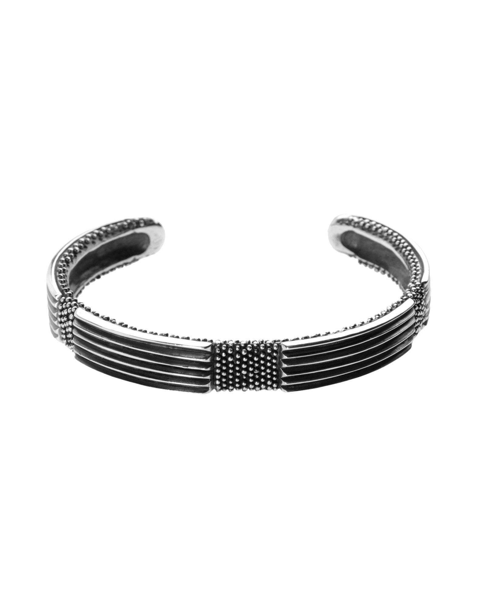 MANUEL BOZZI Bracelet in Silver