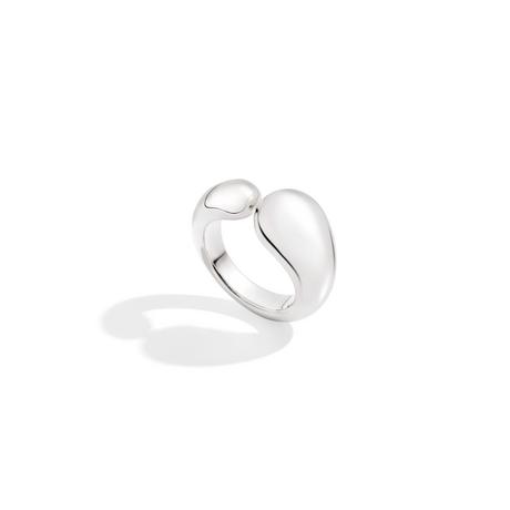 POMELLATO67 Ring Argento A.B410 E f