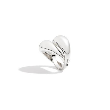 POMELLATO67 Ring Argento A.B411 E f