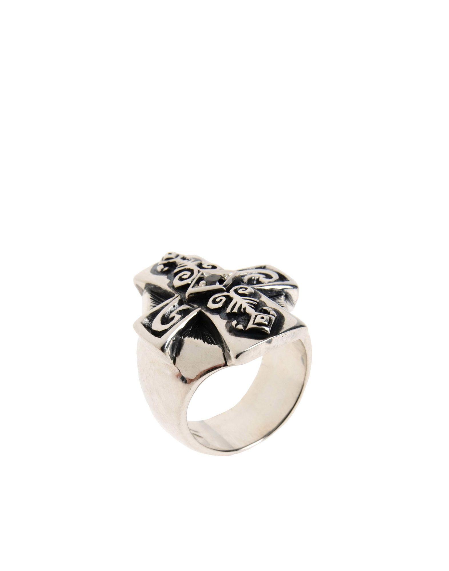 MANUEL BOZZI Ring in Silver