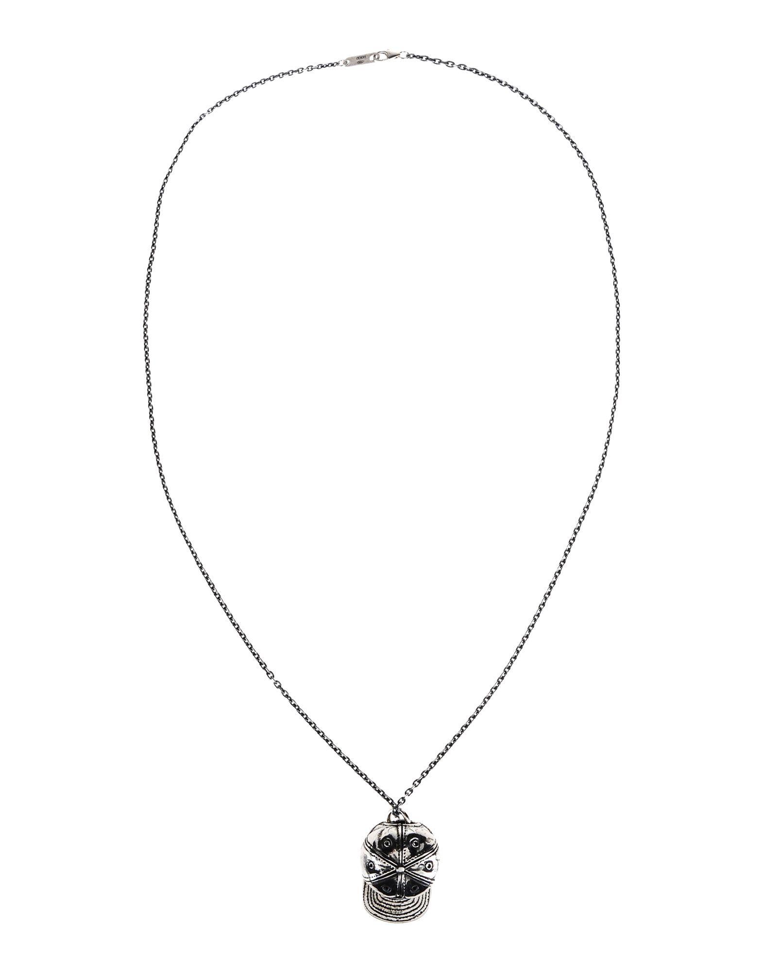 MANUEL BOZZI Necklace in Silver