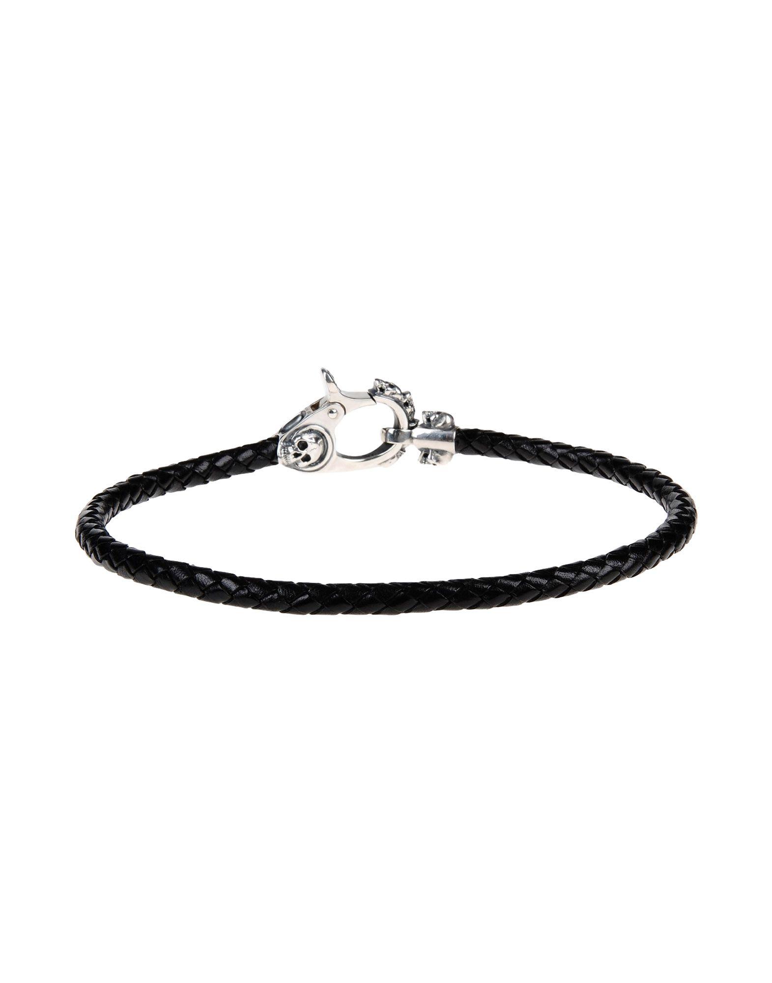 MANUEL BOZZI Bracelet in Black