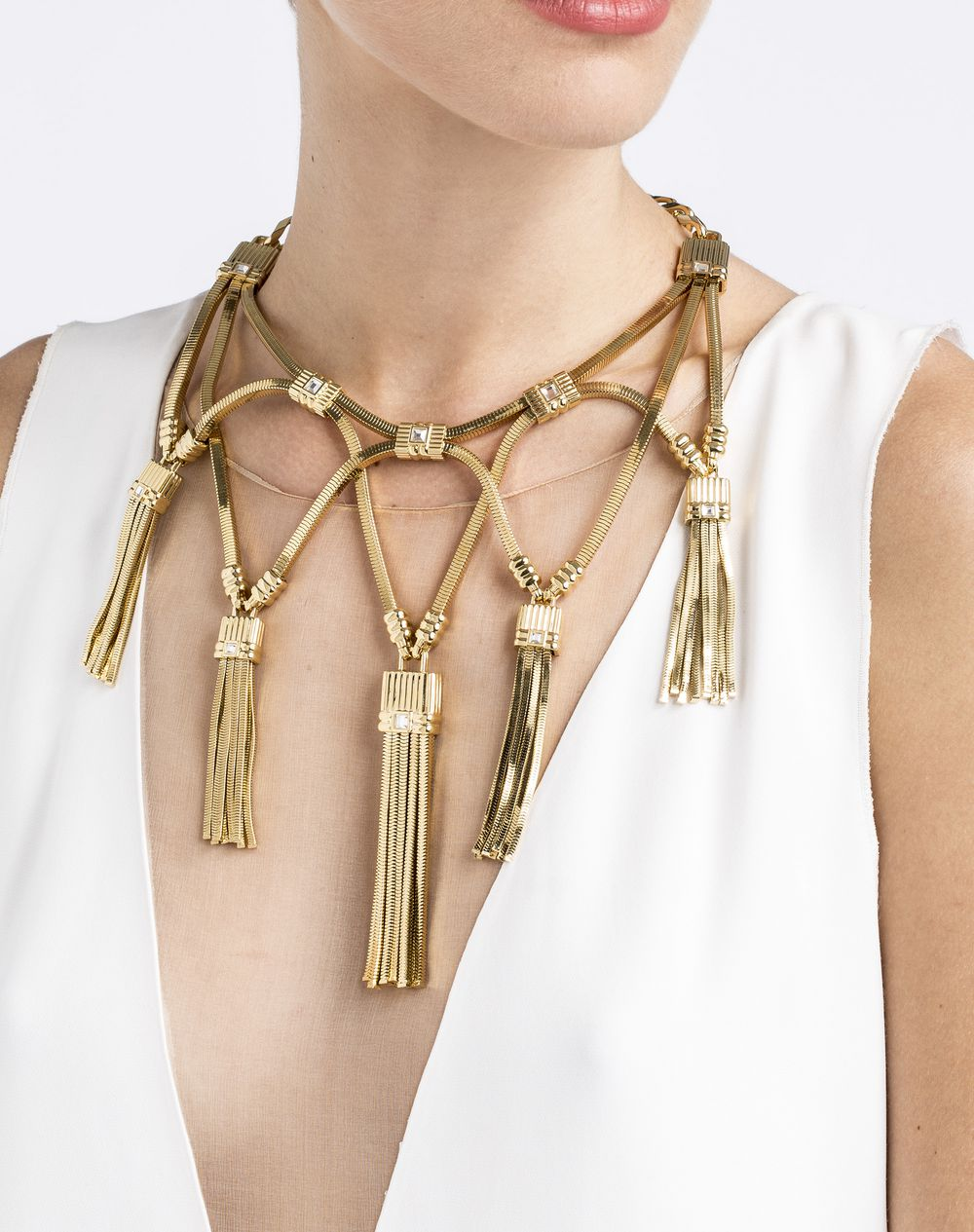Plastron necklace - Lanvin