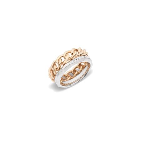 POMELLATO Ring MILANO A.B509 E f