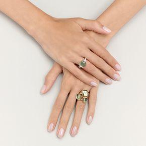 POMELLATO A.B401 E Ring Nudo c
