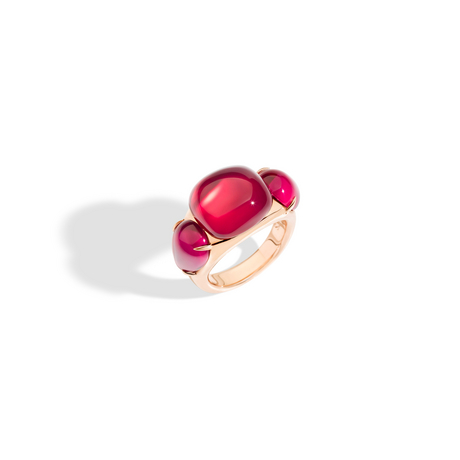 POMELLATO Ring Rouge Passion A.B505 E f
