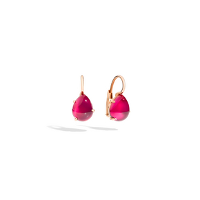 Earrings Rouge Passion