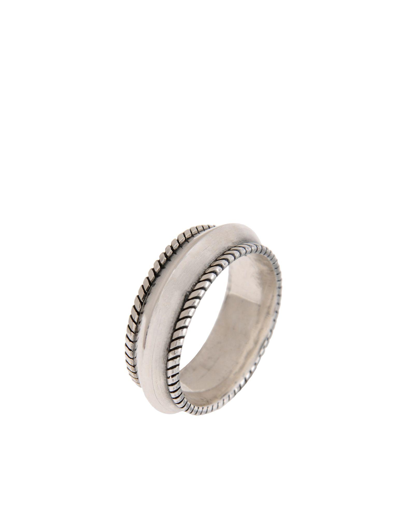 《セール開催中》FIRST PEOPLE FIRST メンズ 指輪 シルバー 10 シルバー925/1000 EDGE BAND