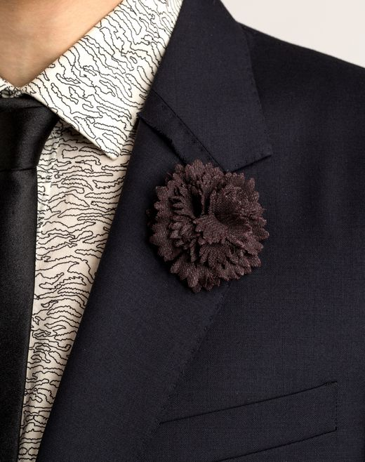 lanvin tie pin men