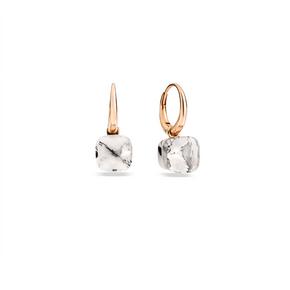 Boucles d'oreilles Nudo