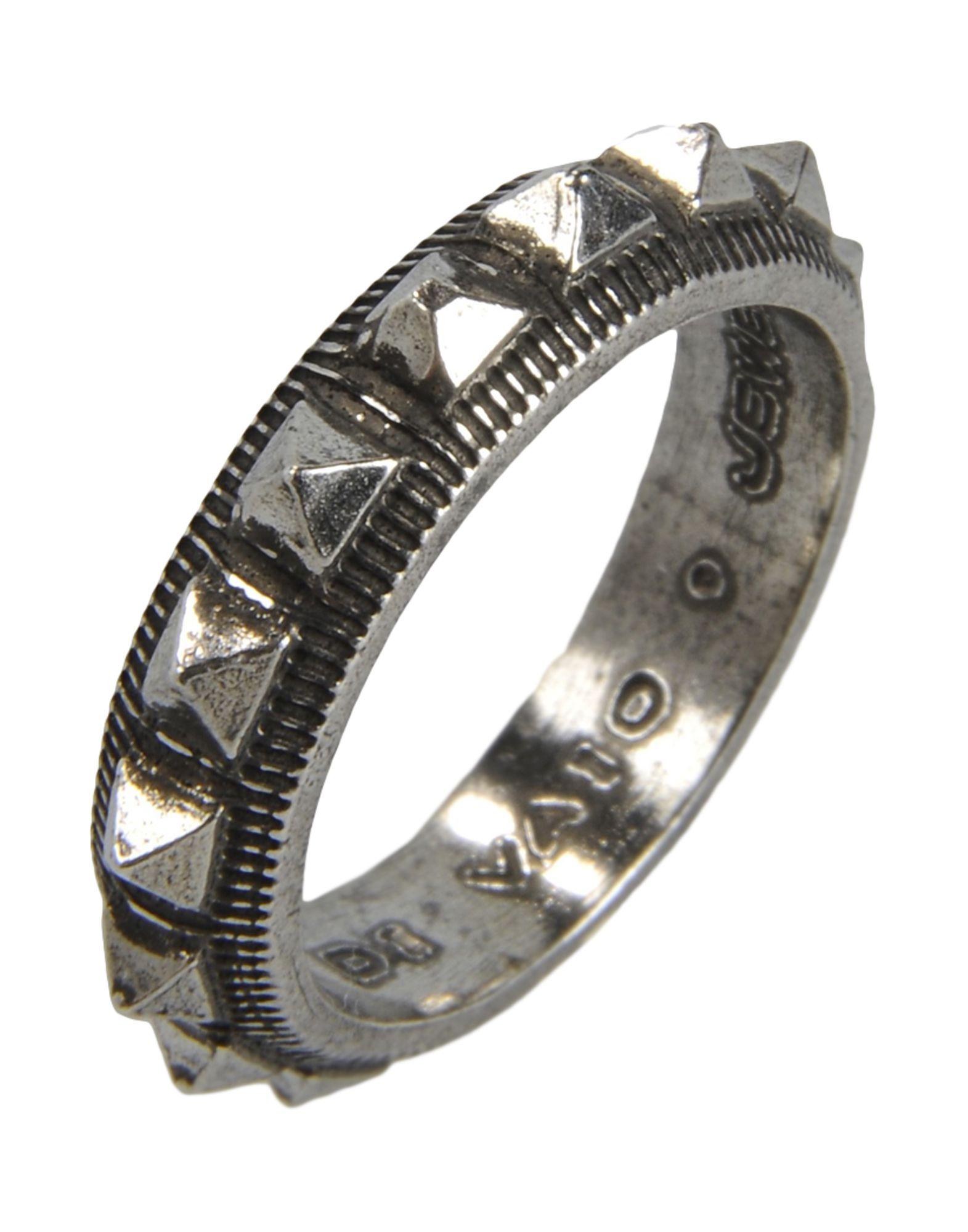 《期間限定 セール開催中》FIRST PEOPLE FIRST レディース 指輪 シルバー 14 シルバー925/1000 STUD-RING