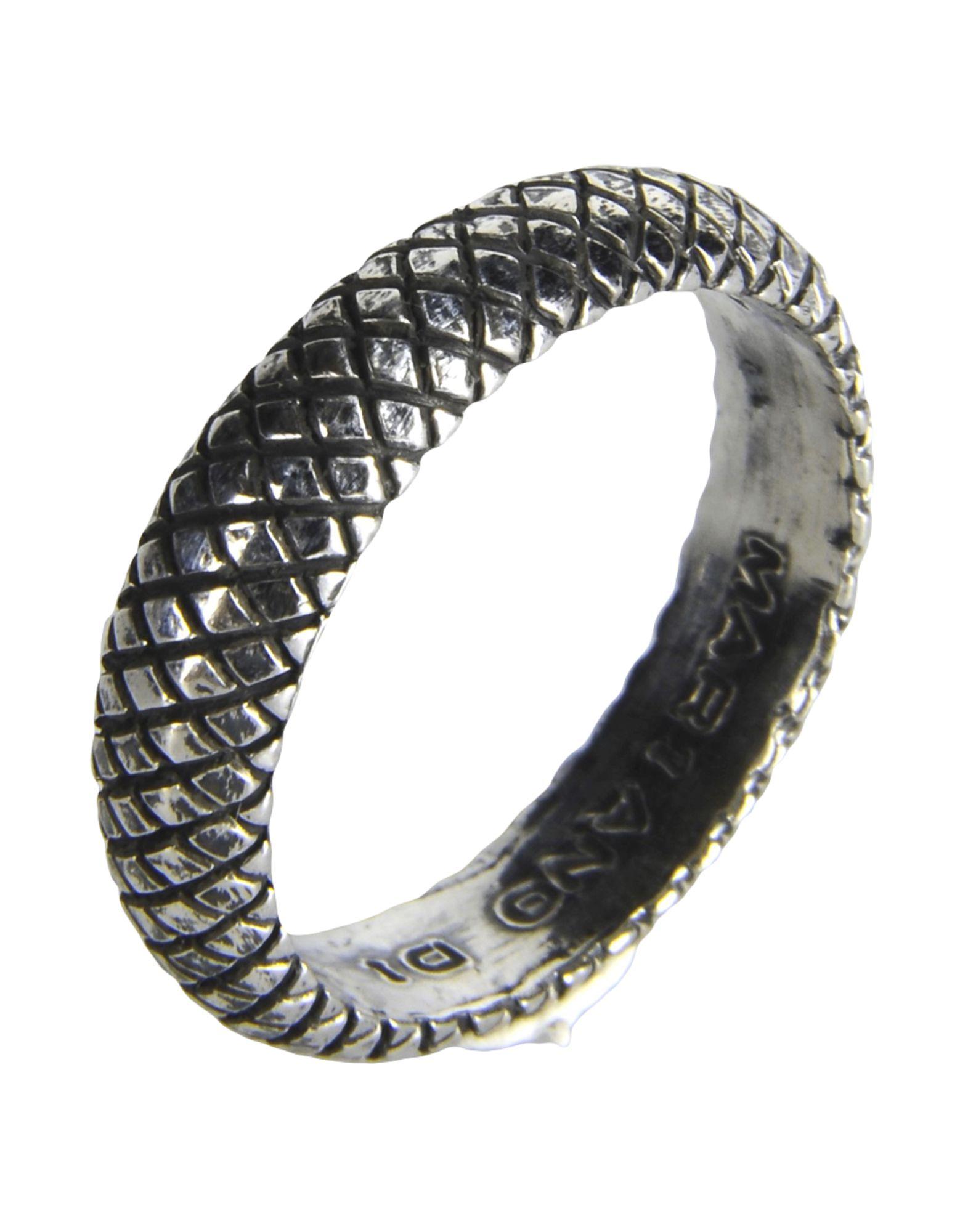 《期間限定 セール開催中》FIRST PEOPLE FIRST レディース 指輪 シルバー 14 シルバー925/1000 SNAKE RING